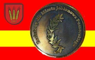 Zasłużony dla Miasta Jabłonowa Pomorskiego