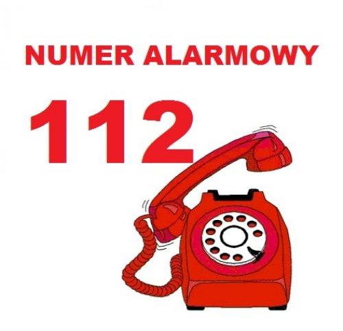 NUMER ALARMOWY 112 - Wydarzenia, Ogłoszenia - Jabłonowo Pomorskie